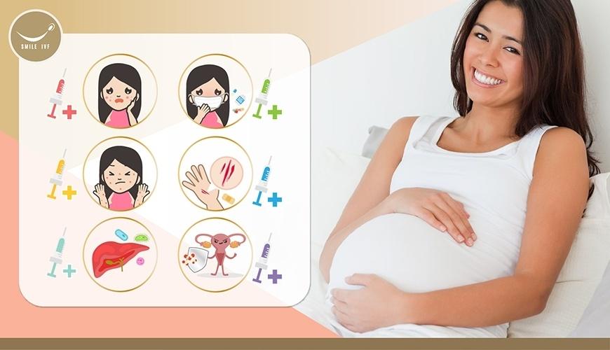 6 วัคซีนสำคัญ ที่คุณแม่ควรฉีดก่อนตั้งครรภ์