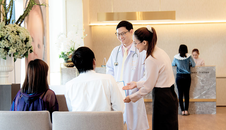 IVF Counselling by Smile IVF