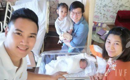ครอบครัวน้อง Star ที่ประสบความสำเร็จด้วย IVF เพียงครั้งเดียว
